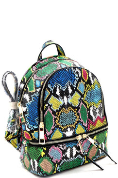 MULTI SKIN BACKPACK