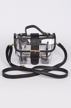 TREASURE BAG Black