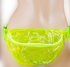 NEON CLEAR FANNY 2 Yellow