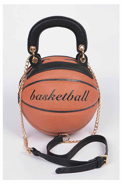 BASKET BALL PURSE