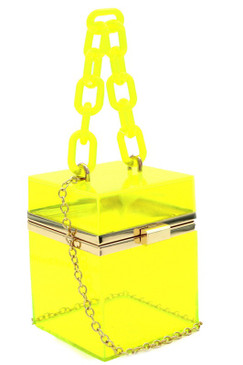 FANCY BOX Neon Yellow