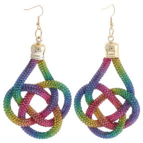 LALA EARRINGS Rainbow