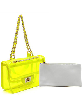 HOTT NEON BAG NYL