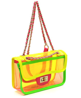 HOTT NEON BAG MULTI