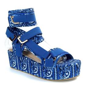 BARISTA BANDANA Blue