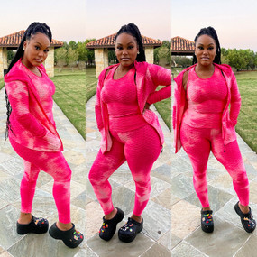 3 Pcs Babe Set Pink