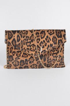 Envelope Clutch Leo