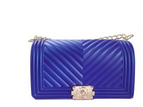 Hudson Jelly Royal Blue