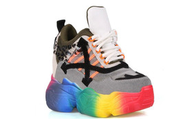 Multi Swag Multi Color Sneakers