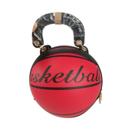 Basket Ball Bag Red