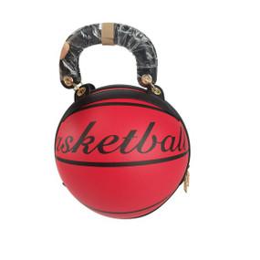 Basket Ball Bag Red