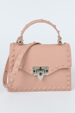 Kelly Small Jelly Purse Blush