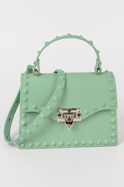 Kelly Small Jelly Purse Mint