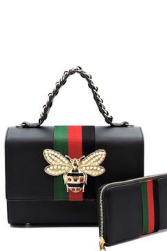 Queen Bee Black