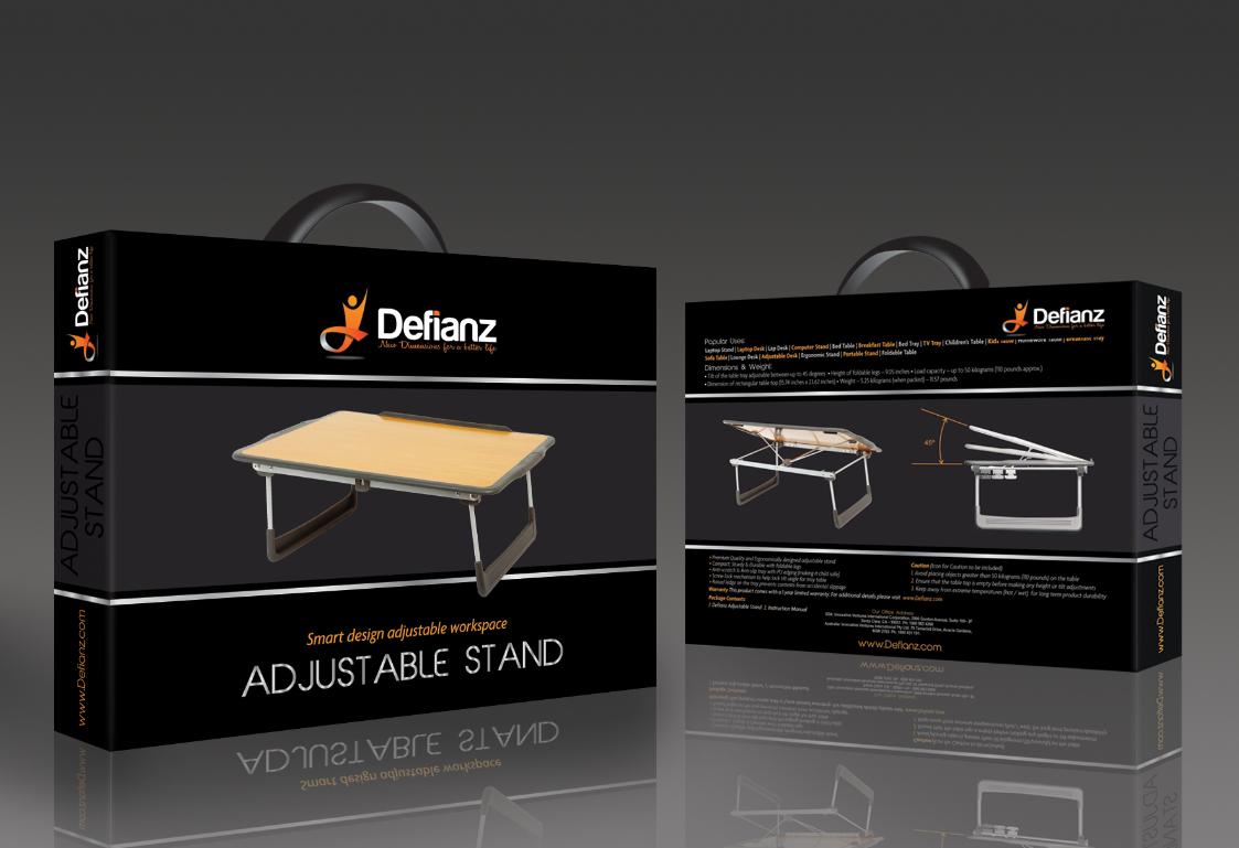 defianz.com retailbox-defianz-adjustable-stand