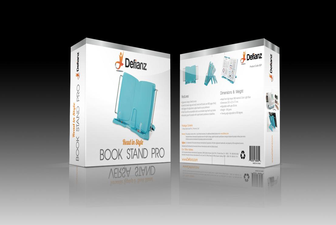 defianz.com retailbox-defianz-book-stand-pro