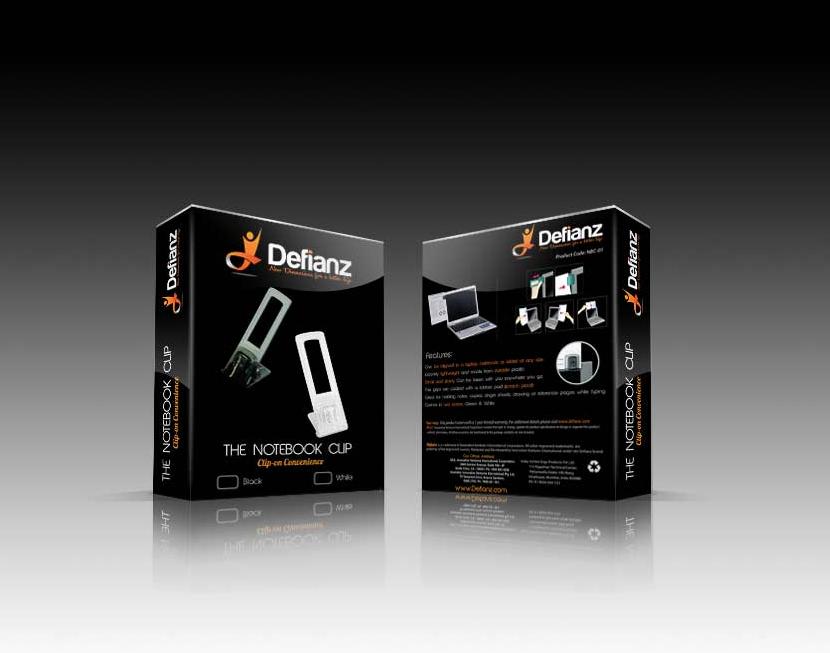 defianz.com retailbox-defianz-notebook-clip