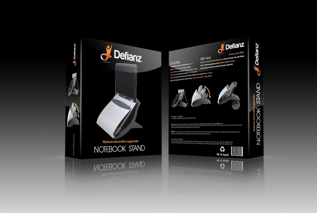defianz.com retailbox-defianz-notebook-stand