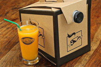 Offer your guests the delicious taste of fresh squeezed orange juice to start their day.