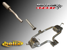 Milltek Cat-Back Exhaust for the MINI Cooper S R53, R52