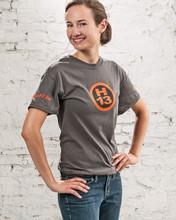 Helix Charcoal T-Shirt