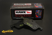 Hawk HP+ Street Performance Brake Pads for 1 Series