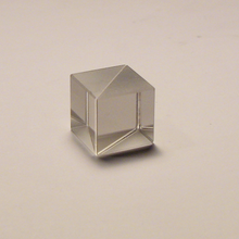 Non-polarizing beamsplitter cube, 15 mm economy
