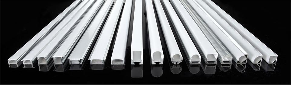 Led Profiles Aluminium Led Extrusion Led Light
