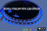 LED Strip SMD 5050 60pcs/m Ultraviolet (UV) Water-Resistant