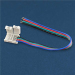 RGB Connector with Wires