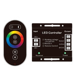 RGB LED Controller with RF Touch Remote