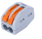 Compact Wire  Conductor Connector 2pin