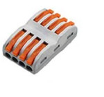 Compact 4 Wires  Conductor Connector