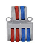 Compact Wire  Conductor Connector 6 pin