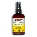 Colloidal Silver Spray 4oz    18ppm