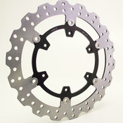 Front Floating Disc Brake Rotors for KTM 690/950/990 w/ABS by Warp 9