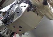 SKID PLATE 2017-18 KTM 250/300 XC, XCW, & 2017 HUSQVARNA 250/300 TX