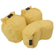 Coyote Saddlebag Dry Pods-Yellow Only