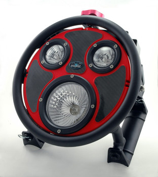 Part Number: 4834-SSD-30      Custom red Extreme Race Light. Only for Honda CRF450X.