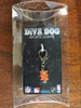 New York Mets dog collar Charm - by Diva-Dog.com