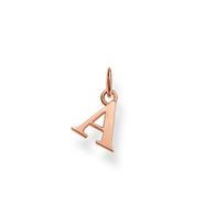 """""""A"""" Pendant (TPE588R)"""