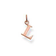 """L"" Pendant (TPE599R)"