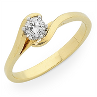 1/4ct Diamond Solitaire (M1142)
