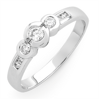 1/4ct Diamond Ring (M1423)