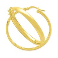 Hoop Earrings (M2263)