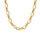 45cm Oval Belcher Chain (15-2598)