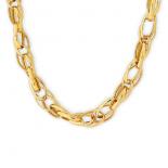 Oval Double Belcher Chain (M2154)