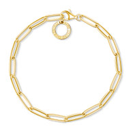 Long Link Charm Bracelet (CX0253YM)
