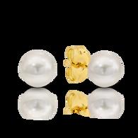 Pearl Stud Earrings (SJ0006)