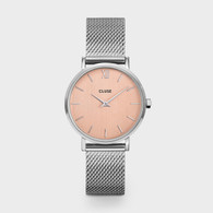 Cluse Minuit Silver Watch (CW0101203029)